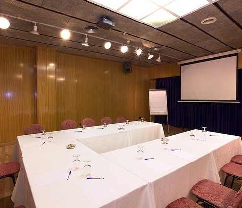 Meeting Rooms - Sercotel Domo Hotel