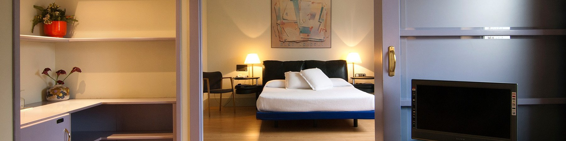 Rooms - Sercotel Domo Hotel