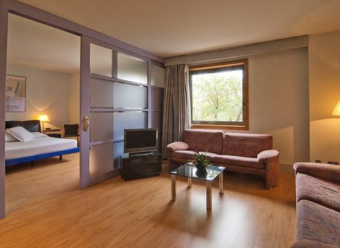 Rooms adapted for people with reduced mobility